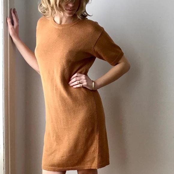 Adrienne Vittadini Dresses & Skirts - vintage Adrienne Vittadini short sleeve mini dress